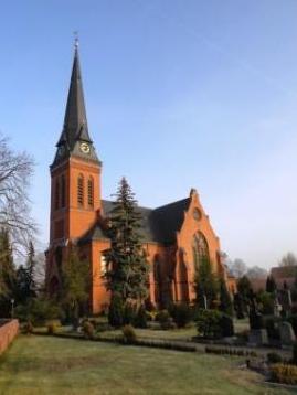 St. Jakobi-Kirche in Wittlohe©St. Jakobi-Kirchengemeinde Wittlohe